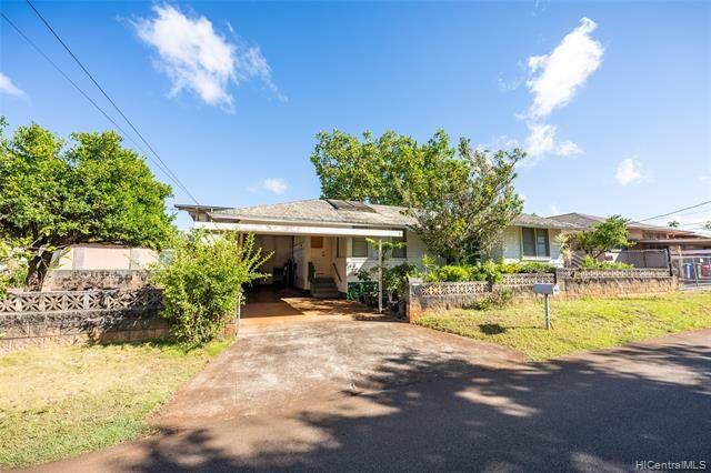 Address Not Published, Wahiawa, HI 96786 (MLS #202023762) :: Island Life Homes