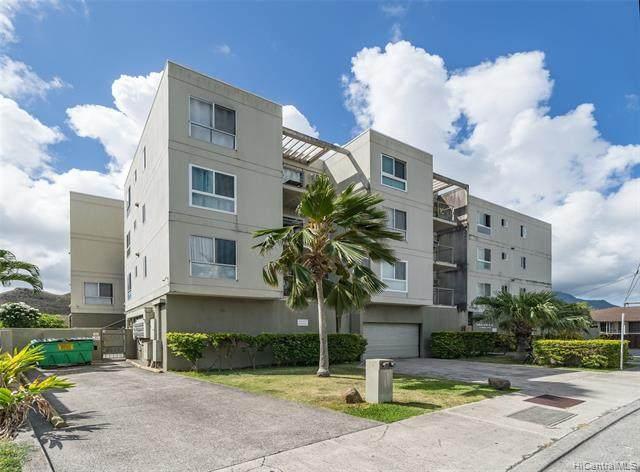 711 Wailepo Place #105, Kailua, HI 96734 (MLS #202023764) :: Island Life Homes