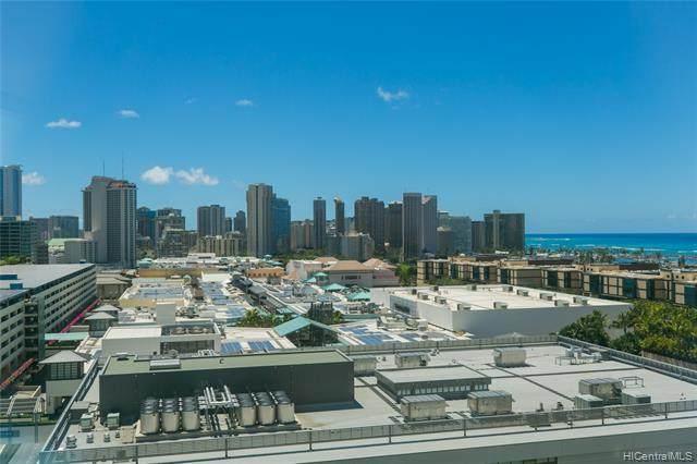 88 Piikoi Street #1803, Honolulu, HI 96814 (MLS #202023777) :: The Ihara Team