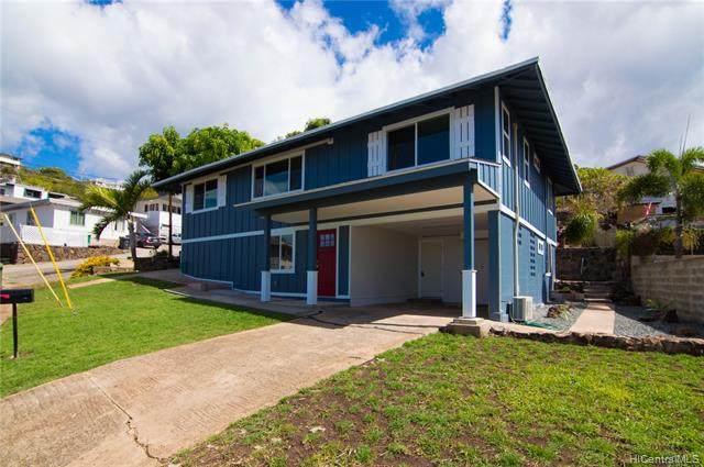 3848 Anuhea Street, Honolulu, HI 96816 (MLS #202023819) :: Keller Williams Honolulu