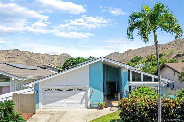 7719 Waikapu Loop, Honolulu, HI 96825 (MLS #202023831) :: The Ihara Team