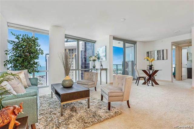 555 South Street #3505, Honolulu, HI 96813 (MLS #202023837) :: Corcoran Pacific Properties