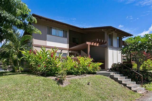 98-633 Kilinoe Street 1A1, Aiea, HI 96701 (MLS #202023875) :: LUVA Real Estate