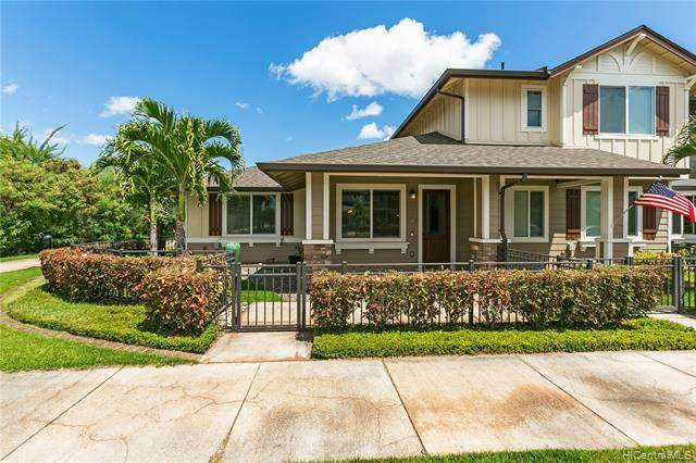 840 Kakala Street #108, Kapolei, HI 96707 (MLS #202023910) :: Corcoran Pacific Properties