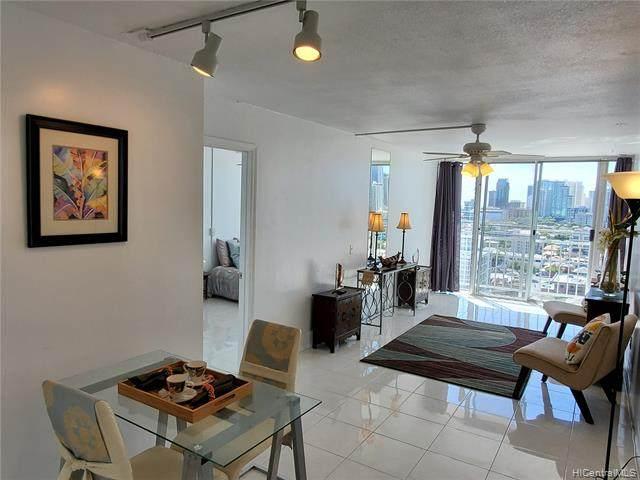 1215 Alexander Street #1408, Honolulu, HI 96826 (MLS #202023923) :: LUVA Real Estate