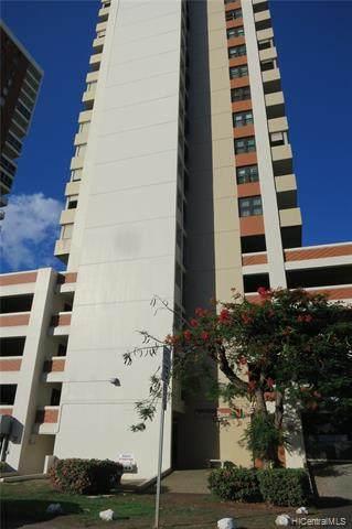2754 Kuilei Street #2101, Honolulu, HI 96826 (MLS #202023925) :: LUVA Real Estate