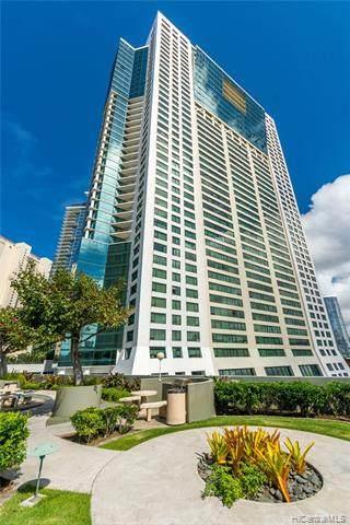 88 Piikoi Street #3707, Honolulu, HI 96814 (MLS #202023936) :: Keller Williams Honolulu