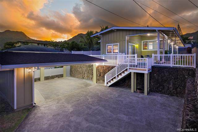 45-449 Hoene Place, Kaneohe, HI 96744 (MLS #202023959) :: Barnes Hawaii