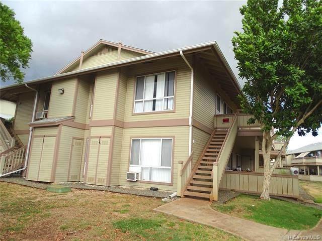 91-609 Puamaeole Street 34U, Ewa Beach, HI 96706 (MLS #202023977) :: Barnes Hawaii