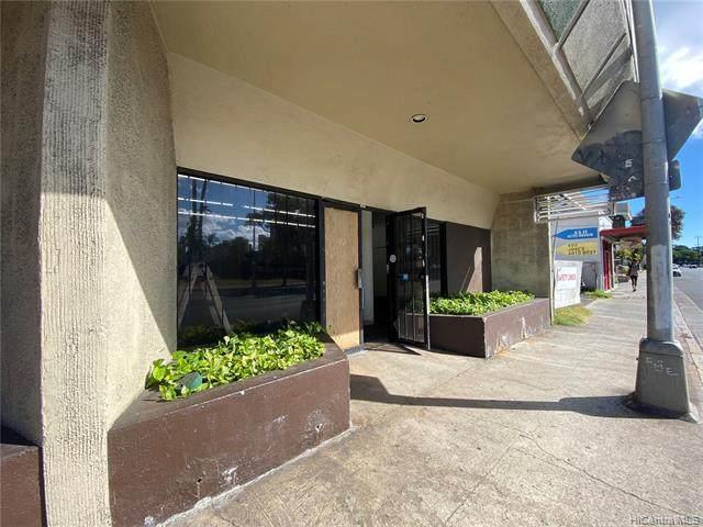 465 Kapahulu Avenue #107, Honolulu, HI 96815 (MLS #202023998) :: The Ihara Team