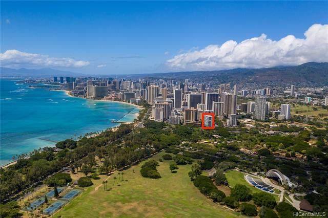 204 Kapahulu Avenue #202, Honolulu, HI 96815 (MLS #202024000) :: Keller Williams Honolulu
