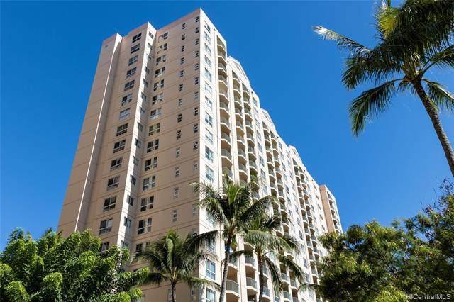 3075 Ala Poha Place #310, Honolulu, HI 96818 (MLS #202024002) :: Barnes Hawaii