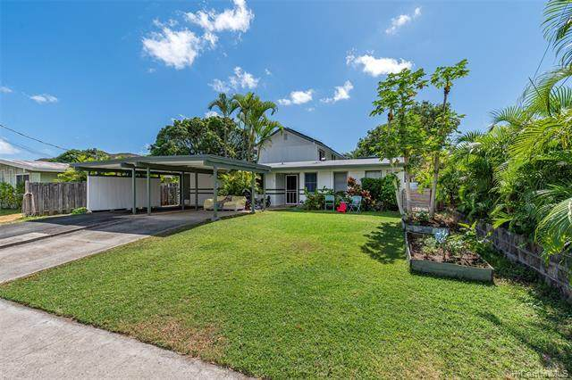 977 Alahaki Street, Kailua, HI 96734 (MLS #202024010) :: Corcoran Pacific Properties