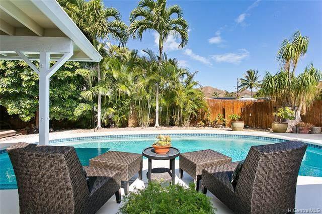 542 Kaiemi Street, Kailua, HI 96734 (MLS #202024014) :: Island Life Homes