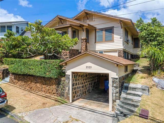 2525 Pamoa Road, Honolulu, HI 96822 (MLS #202024031) :: The Ihara Team