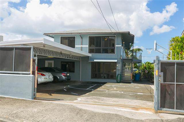 1609 Nobrega Street, Honolulu, HI 96819 (MLS #202024076) :: Barnes Hawaii