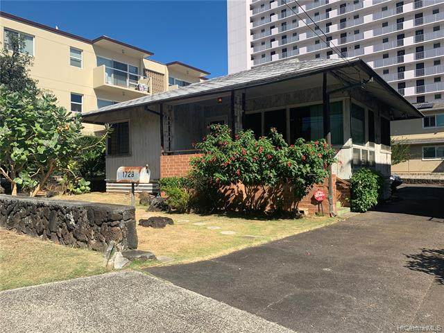 1729 Keeaumoku Street, Honolulu, HI 96822 (MLS #202024101) :: The Ihara Team