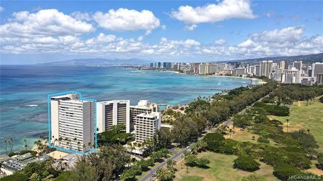 2895 Kalakaua Avenue #506, Honolulu, HI 96815 (MLS #202024113) :: Corcoran Pacific Properties