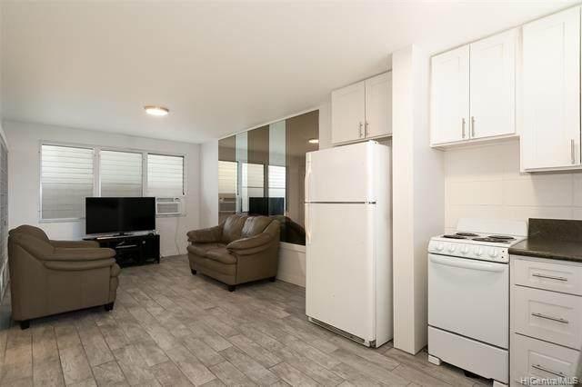 909 University Avenue #105, Honolulu, HI 96826 (MLS #202024115) :: LUVA Real Estate
