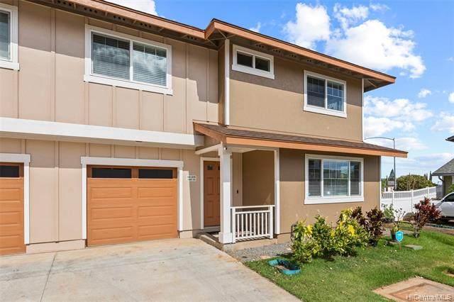 94-470 Paiwa Street #35, Waipahu, HI 96797 (MLS #202024119) :: Corcoran Pacific Properties
