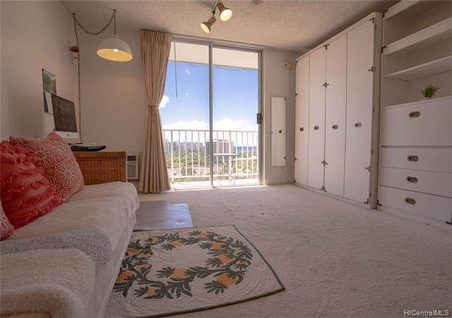 1920 Ala Moana Boulevard #1107, Honolulu, HI 96815 (MLS #202024145) :: Barnes Hawaii
