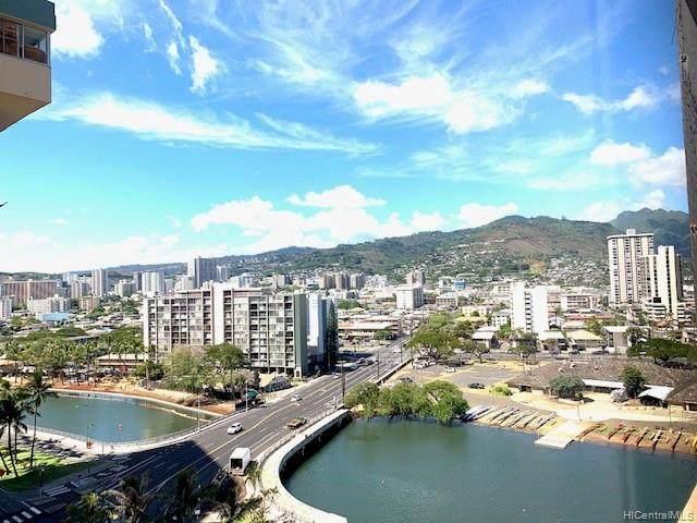 444 Niu Street #1502, Honolulu, HI 96815 (MLS #202024181) :: Team Lally