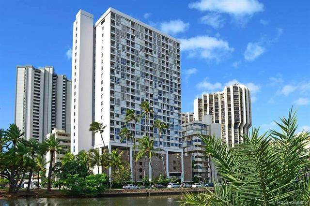 Address Not Published, Honolulu, HI 96815 (MLS #202024190) :: The Ihara Team
