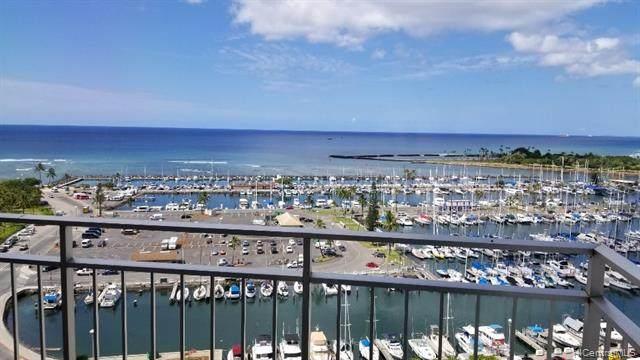 1777 Ala Moana Boulevard #1510, Honolulu, HI 96815 (MLS #202024199) :: The Ihara Team