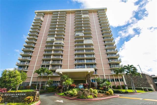 98-450 Koauka Loop #312, Aiea, HI 96701 (MLS #202024207) :: Keller Williams Honolulu