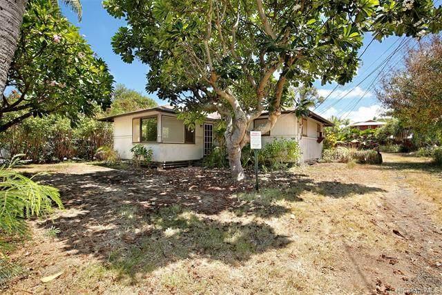 141 Kuailima Drive, Kailua, HI 96734 (MLS #202024211) :: LUVA Real Estate