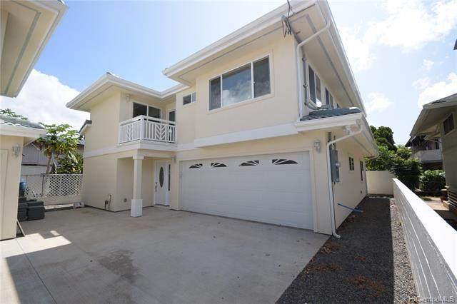 815 Lukepane Avenue, Honolulu, HI 96816 (MLS #202024212) :: The Ihara Team