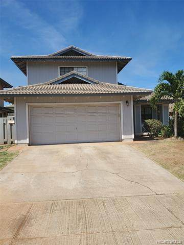 91-219 Kolili Place, Kapolei, HI 96707 (MLS #202024231) :: Barnes Hawaii