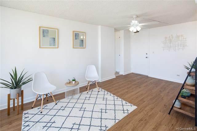 2121 Algaroba Street #1506, Honolulu, HI 96826 (MLS #202024246) :: LUVA Real Estate