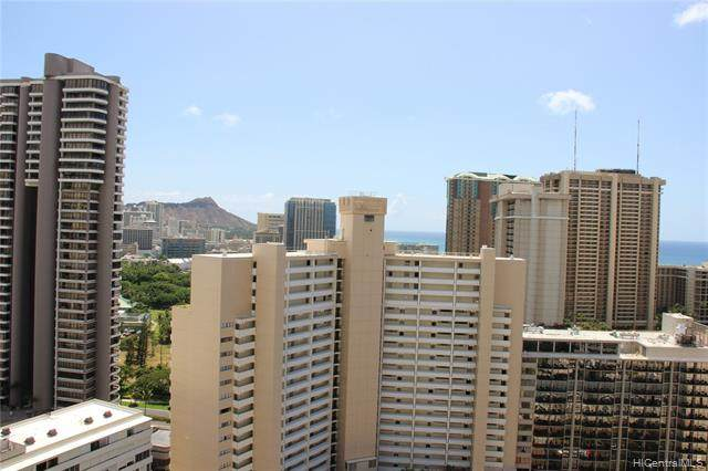 411 Hobron Lane #2811, Honolulu, HI 96815 (MLS #202024256) :: Barnes Hawaii