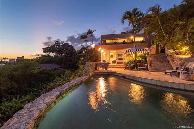 3220 Diamond Head Road #5, Honolulu, HI 96815 (MLS #202024260) :: Corcoran Pacific Properties