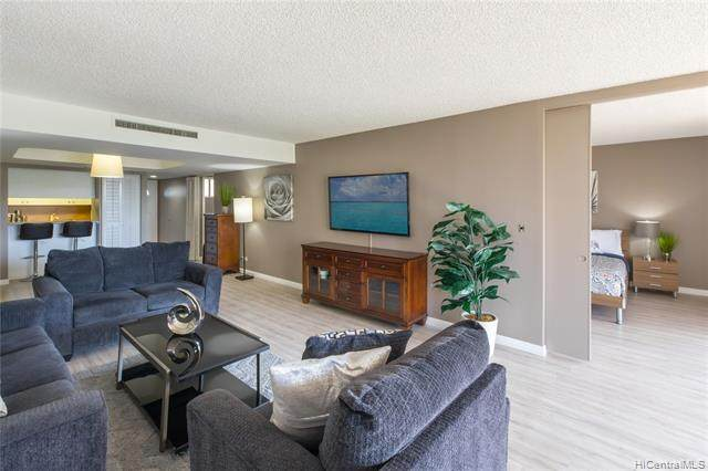 1860 Ala Moana Boulevard #804, Honolulu, HI 96815 (MLS #202024272) :: Keller Williams Honolulu