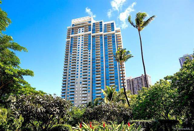 1551 Ala Wai Boulevard #204, Honolulu, HI 96815 (MLS #202024276) :: Keller Williams Honolulu