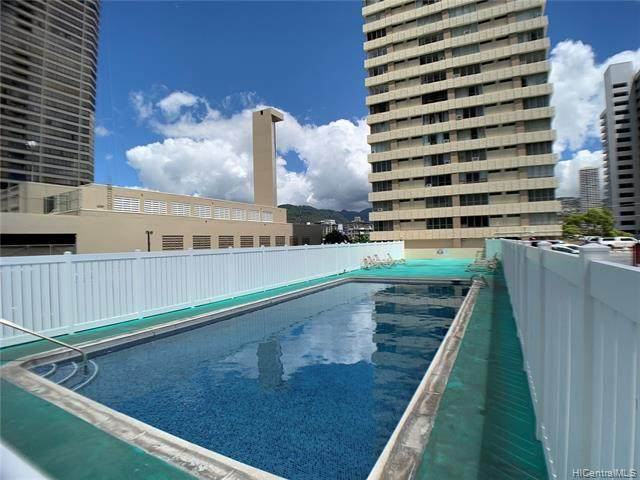 2525 Date Street #4001, Honolulu, HI 96826 (MLS #202024306) :: Keller Williams Honolulu