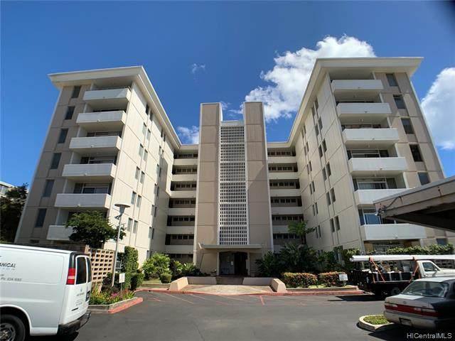 1026 Kalo Place #606, Honolulu, HI 96826 (MLS #202024307) :: Keller Williams Honolulu