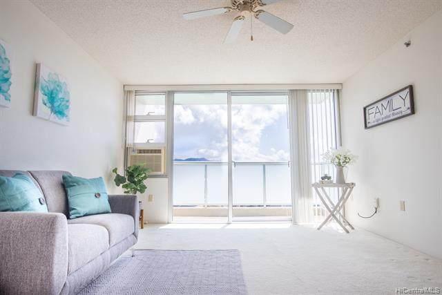 3009 Ala Makahala Place #1408, Honolulu, HI 96818 (MLS #202024310) :: Keller Williams Honolulu