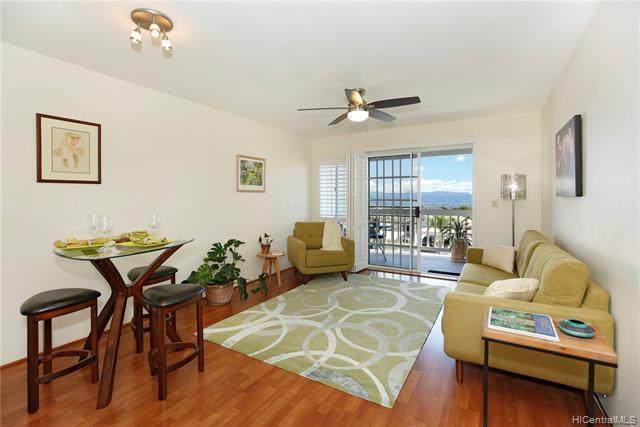 92-929 Hame Place 22/205, Kapolei, HI 96707 (MLS #202024313) :: LUVA Real Estate