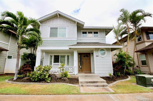 91-1043 Kai Loli Street, Ewa Beach, HI 96706 (MLS #202024327) :: Corcoran Pacific Properties