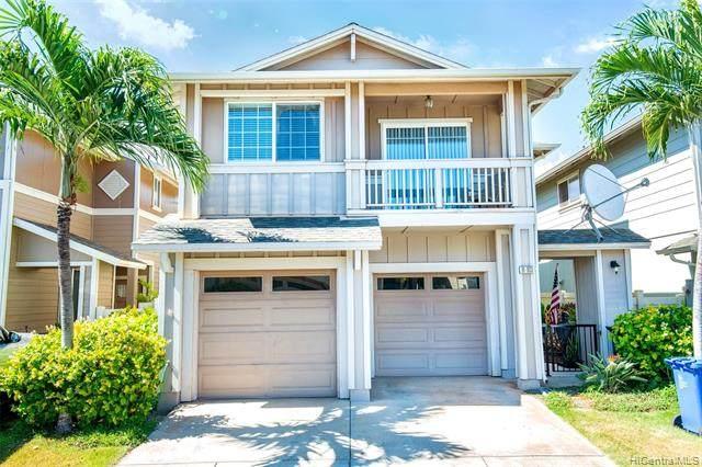 91-1013 Kanela Street T-33, Ewa Beach, HI 96706 (MLS #202024335) :: Corcoran Pacific Properties