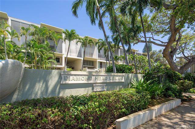 3030 Pualei Circle #113, Honolulu, HI 96815 (MLS #202024370) :: Corcoran Pacific Properties