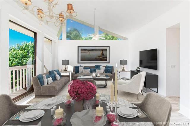 84-687 Ala Mahiku Street 144C, Waianae, HI 96792 (MLS #202024389) :: LUVA Real Estate