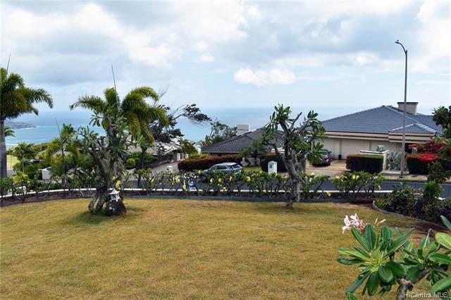 703 Puuikena Drive, Honolulu, HI 96821 (MLS #202024397) :: Corcoran Pacific Properties