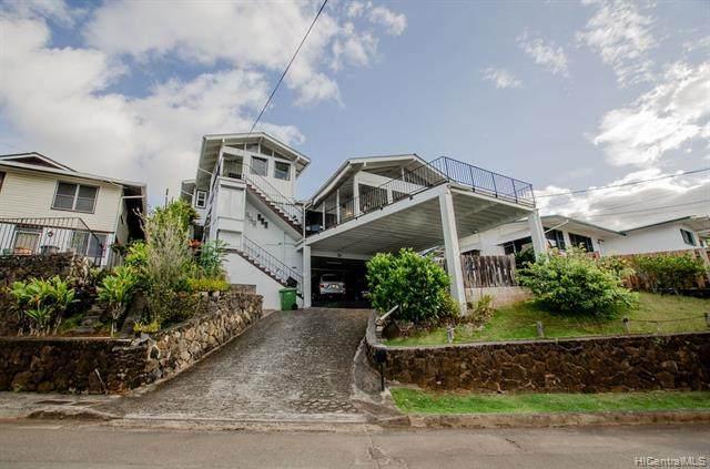 1640 Alewa Drive, Honolulu, HI 96817 (MLS #202024413) :: Island Life Homes