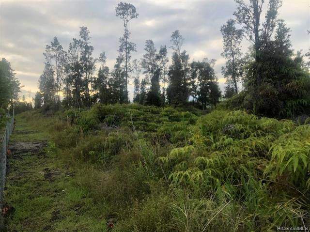0 Kaleponi Street, Volcano, HI 96785 (MLS #202024434) :: The Ihara Team