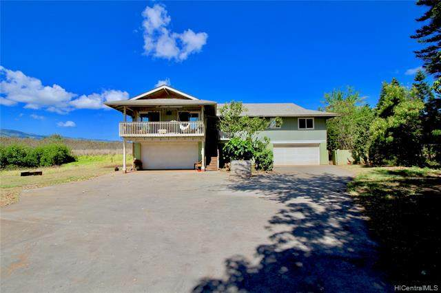 66-683 Haleiwa Road, Haleiwa, HI 96712 (MLS #202024436) :: LUVA Real Estate