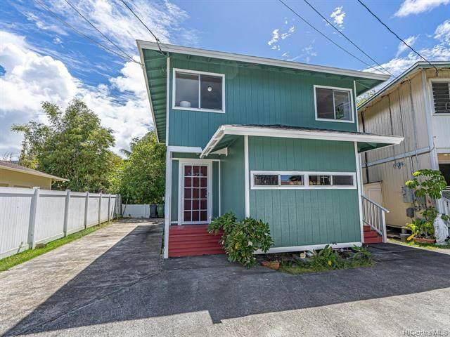 751 Kaipii Street #751, Kailua, HI 96734 (MLS #202024461) :: Island Life Homes